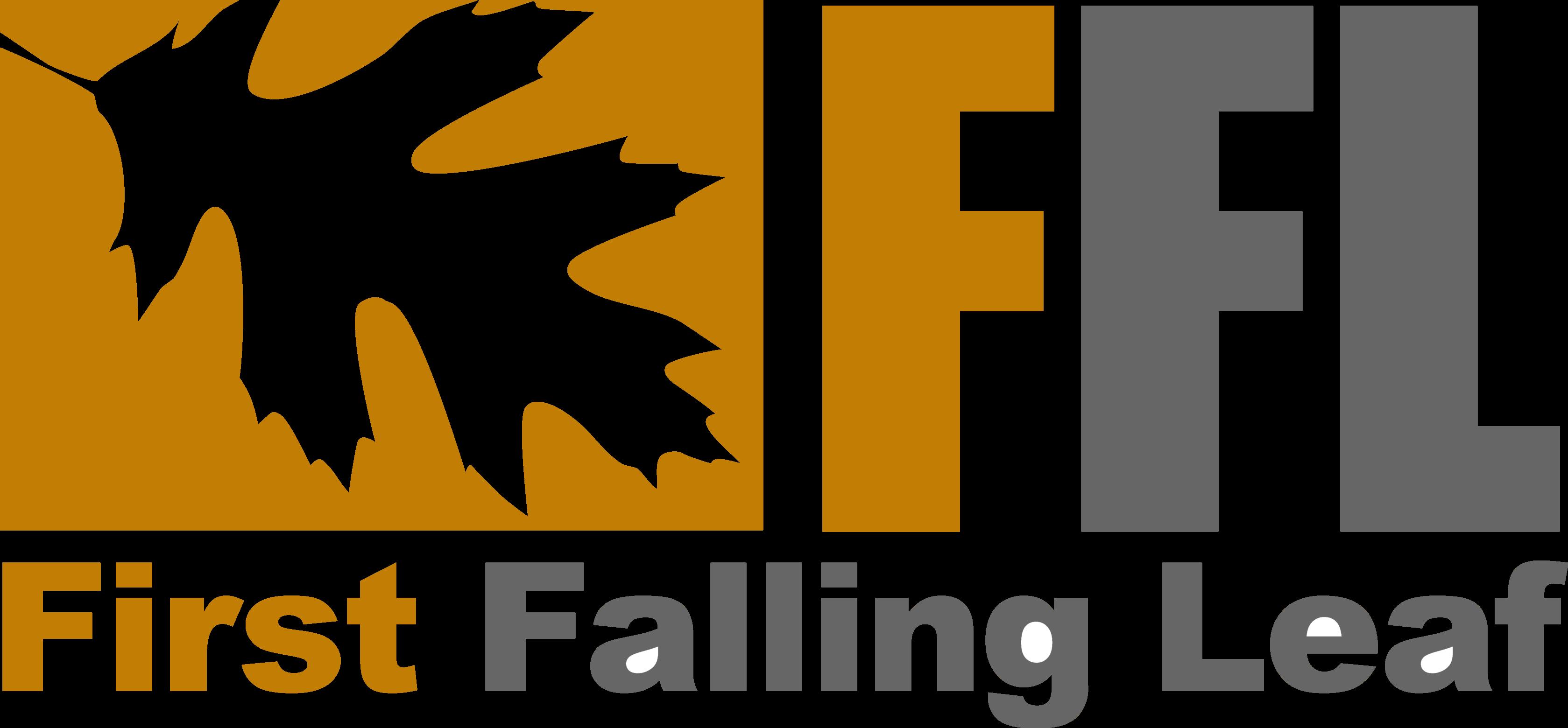 First Falling Leaf